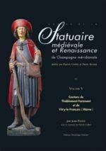 illustration Corpus de la Statuaire médiévale et Renaissance Vol. V