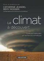 illustration Le climat à découvert – Outils et méthodes en recherche climatique