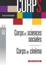 illustration Corps et sciences sociales – Corps de cinéma