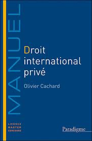 illustration Droit international privé