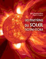 illustration Les mystères du Soleil, notre étoile