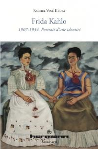 illustration Frida Kahlo. 1907-1954. Portrait d'une identité
