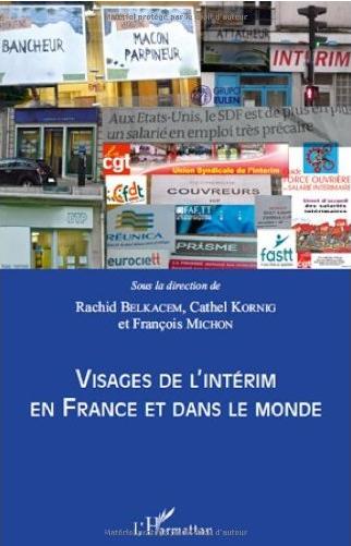 illustration Visages de l'intérim en France et dans le monde