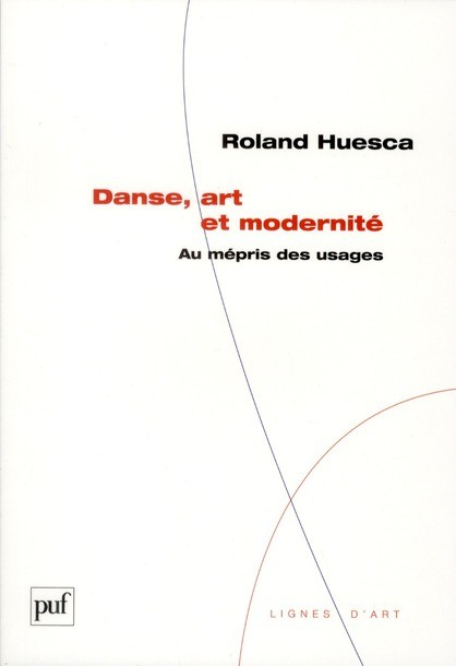 illustration Danse, art et modernité – Au mépris des usages