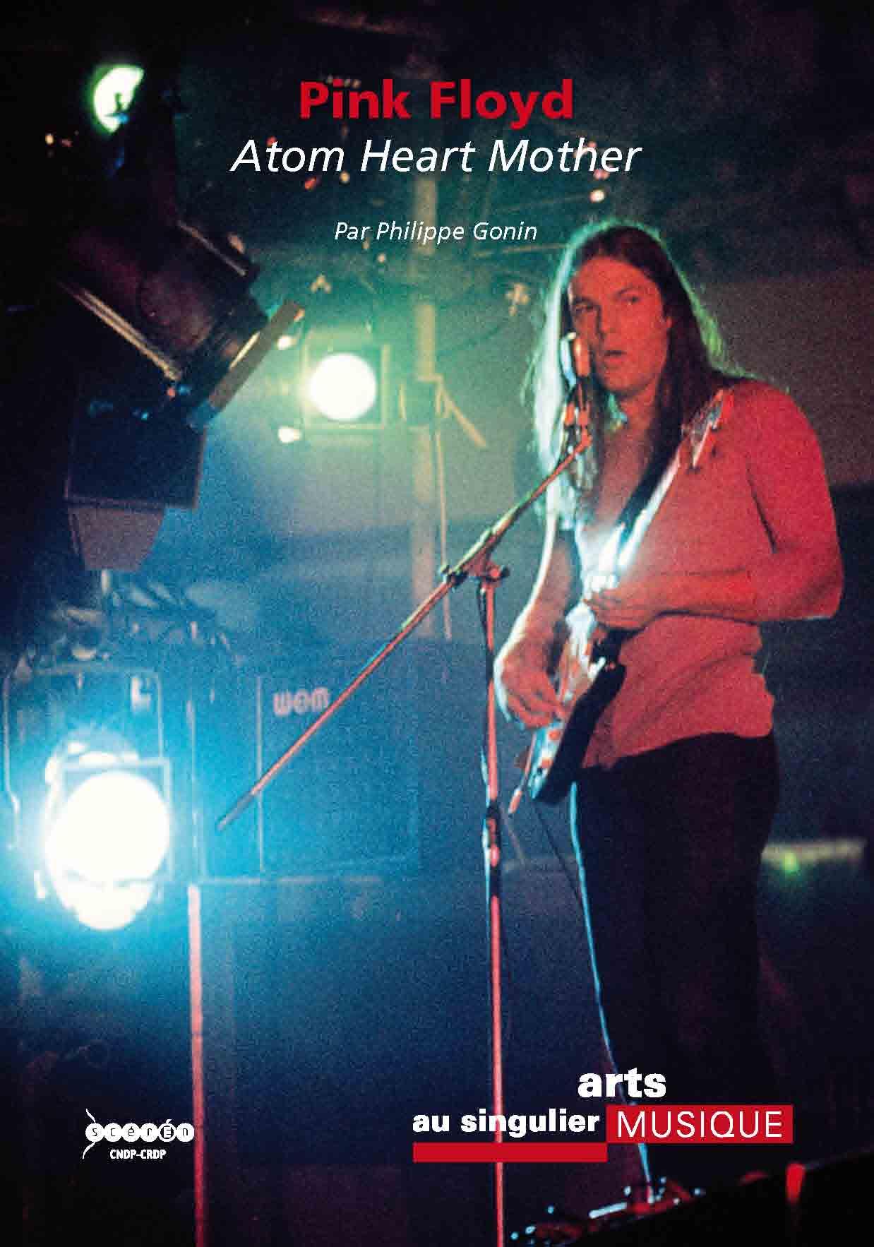 illustration Pink Floyd – Atom Heart Mother