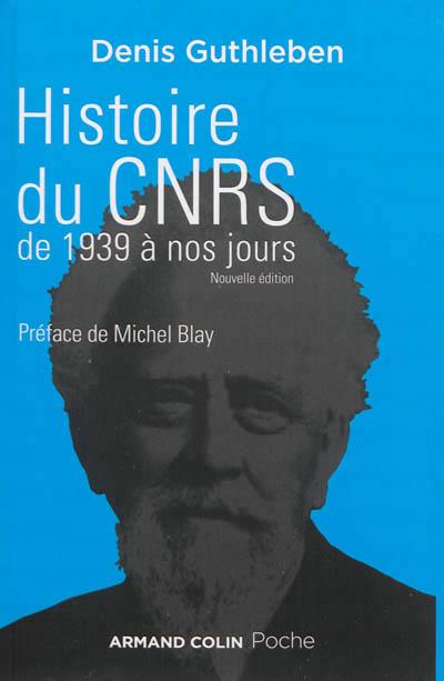 illustration Histoire du CNRS, de 1939 à nos jours