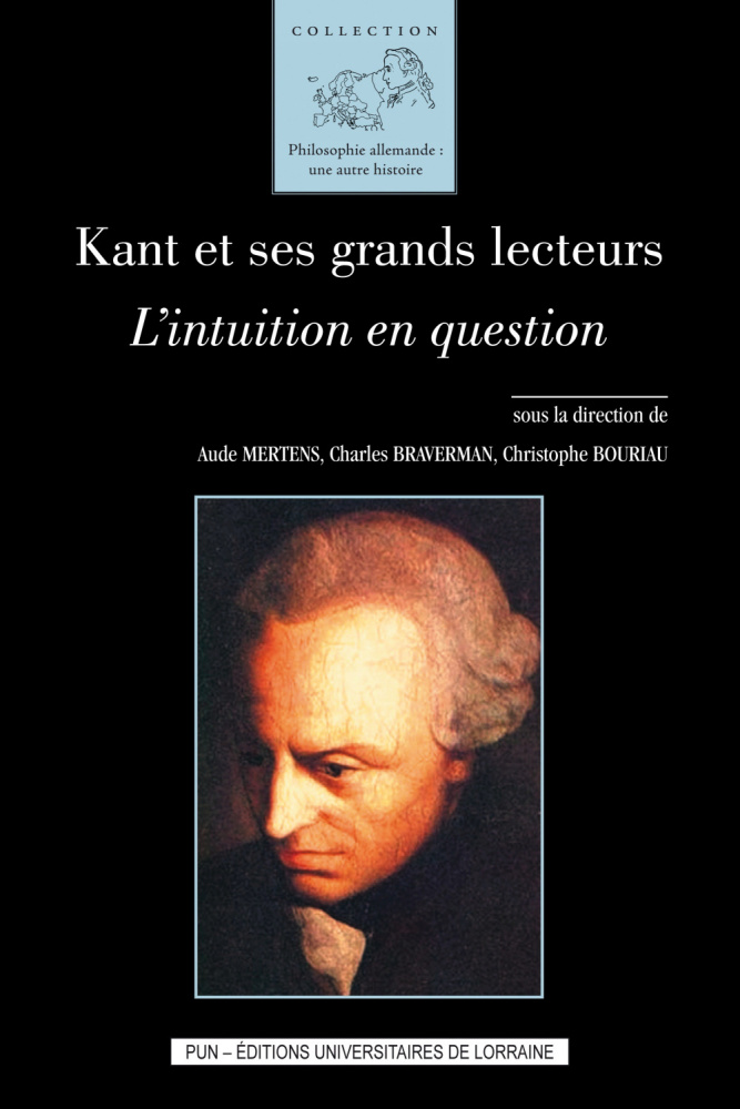 illustration Kant et ses grands lecteurs. L'intuition en question