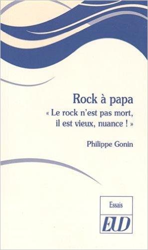 illustration Rock à papa : « Le rock n'est pas mort, il est vieux, nuance ! »