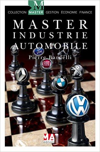 illustration Master de l'industrie automobile
