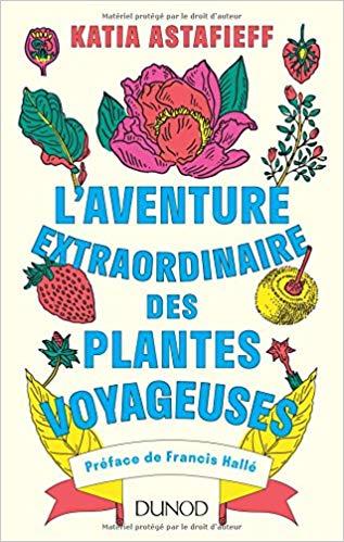 illustration L'aventure extraordinaire des plantes voyageuses