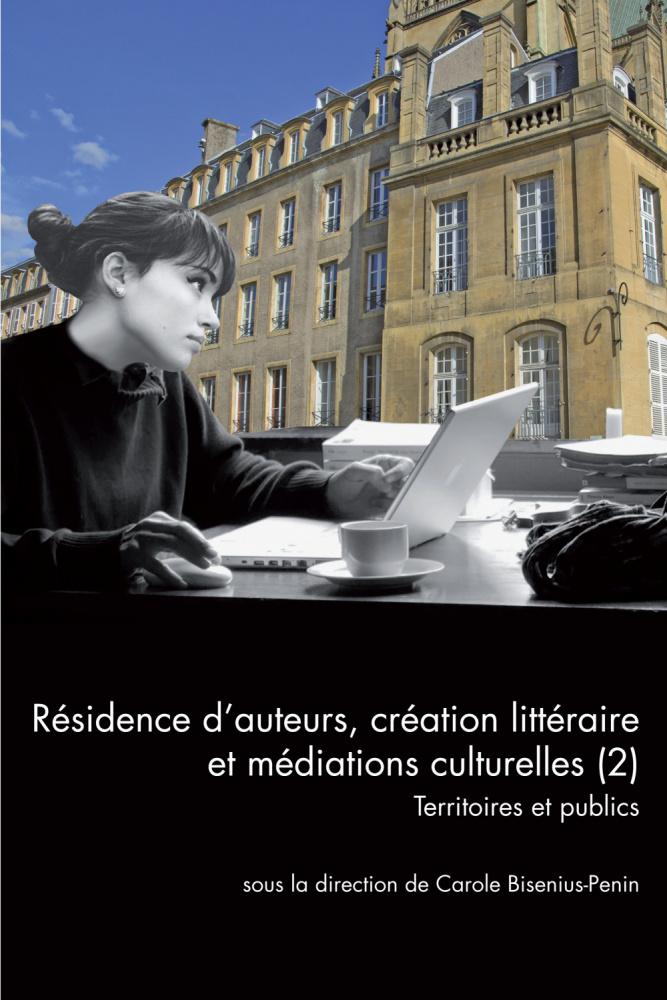 illustration Résidence d'auteurs, création littéraire et médiations culturelles