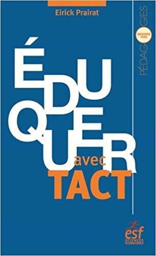 illustration Éduquer avec tact : Vertu et compétence de l'enseignant