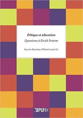 illustration Éthique et éducation Questions à Eirick Prairat