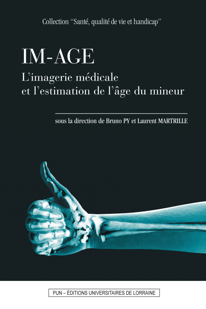 illustration IM-AGE. L'imagerie médicale et l'estimation de l'âge du mineur