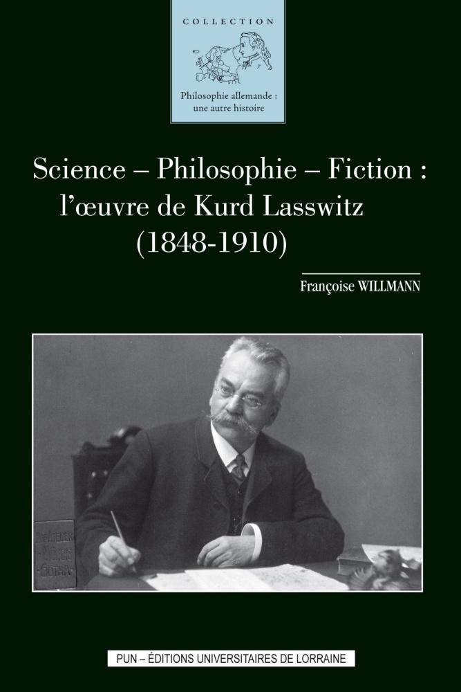 illustration Science-Philosophie-Fiction : l'œuvre de Kurd Lasswitz