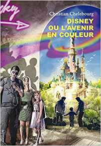 illustration Disney ou l'avenir en couleurs