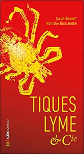 illustration Tiques, Lyme & Cie