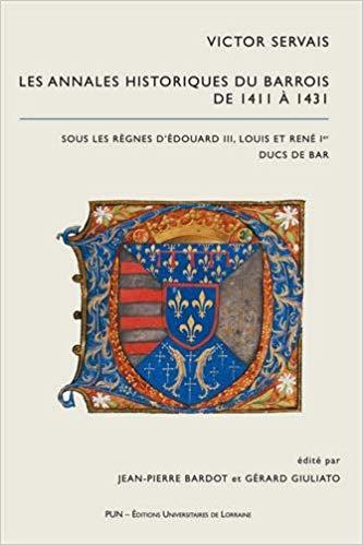 illustration Victor Servais. Les Annales historiques du Barrois