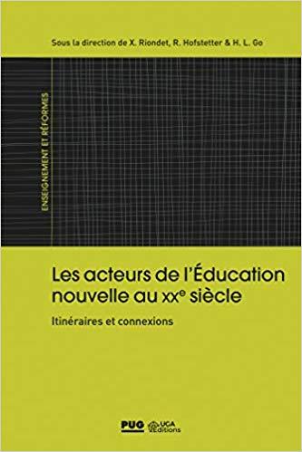 illustration Les acteurs de l'Éducation nouvelle au XXe siècle