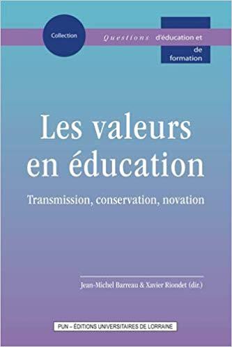 illustration Les valeurs en éducation