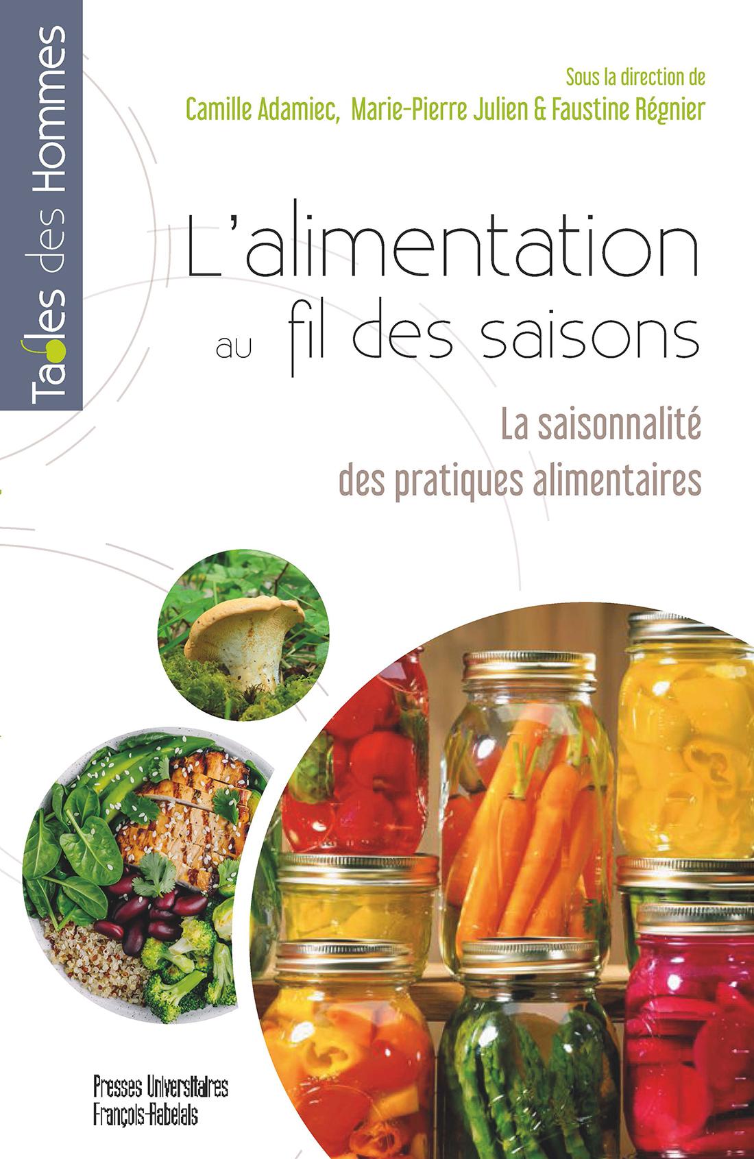 illustration L'alimentation au fil des saisons : La saisonnalité des pratiques alimentaires