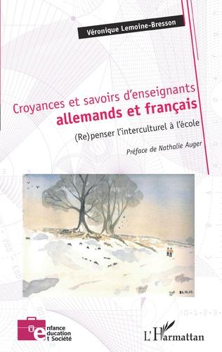 illustration Croyances et savoirs d'enseignants allemands et français