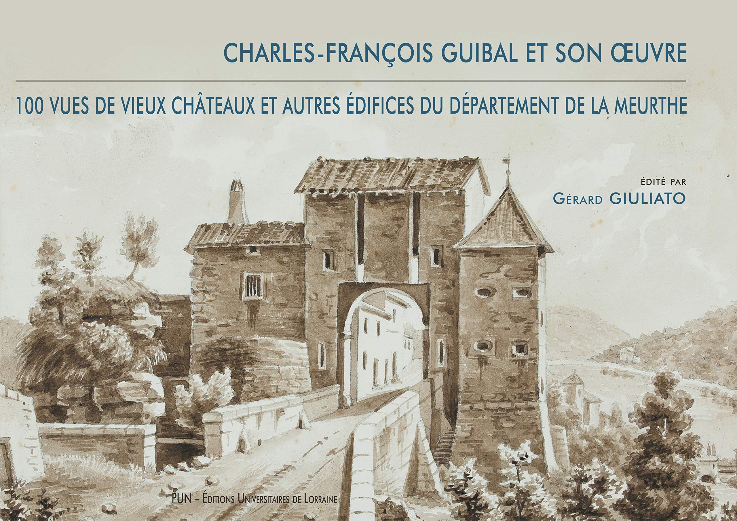 illustration Charles-François Guibal et son œuvre